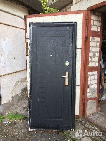 входные двери в квартиру полежаевская