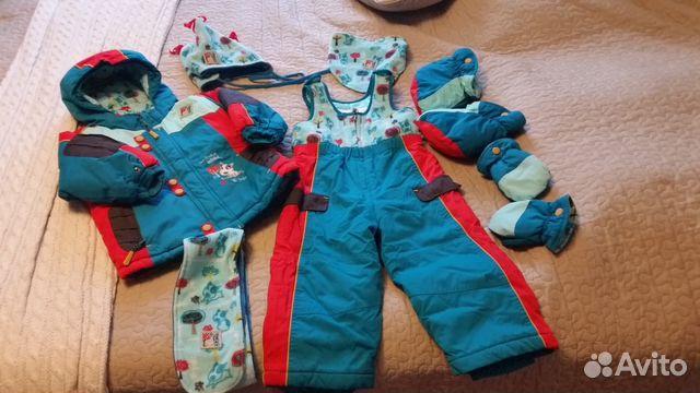 Зимний костюм Deux par deux на мальчика, 24М (2 года) 3746330785