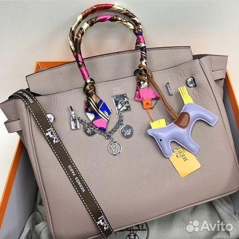 Продайте сумку оригинал Hermes Birkin б/у или новую