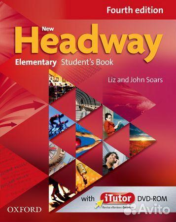 Book pronunciation new elementary headway