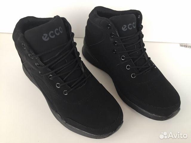 e90055271 Зимние мужские ботинки ecco купить в Ярославской области на Avito ...