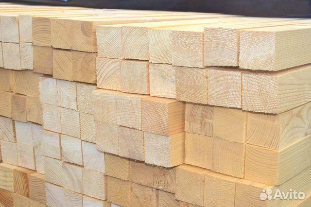 9d31342160a9 Брусок сухой строганный деревянный рейка сорт ав— фотография №1. Адрес   Санкт-Петербург ...