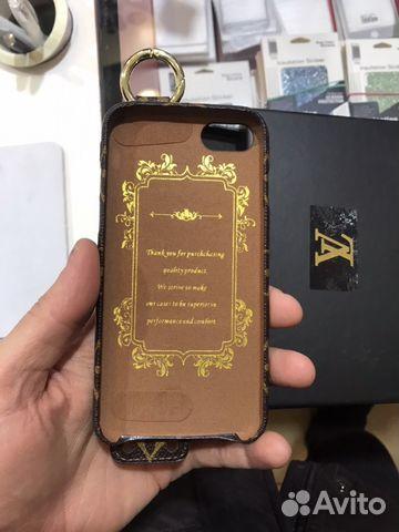 Чехол Louis Vuitton для 7 iPhone   Festima.Ru - Мониторинг объявлений fa8dabe71fe