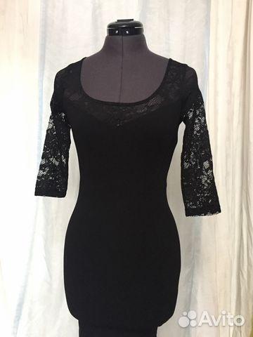 6fa5bdc1f7f Маленькое чёрное платье новое Bershka купить в Санкт-Петербурге на ...