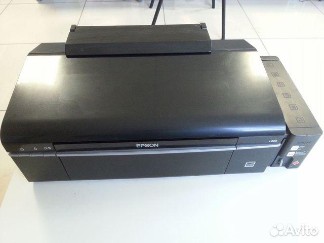Epson L800 в отличном состоянии 89039556275 купить 3