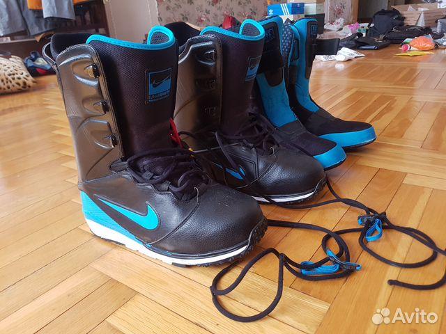 Ботинки для сноуборда Nike Lunarendor купить в Краснодарском крае на ... f3dfd897406
