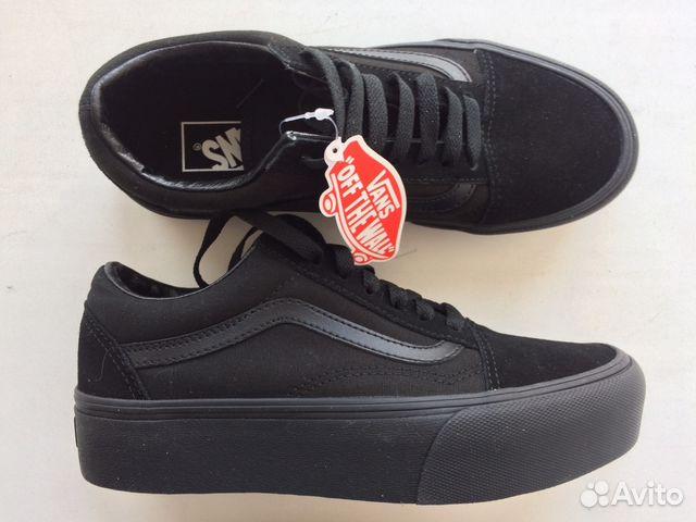 cb48114ce203 Кеды Vans Old Skool Platform женские кроссовки нов купить в Санкт ...