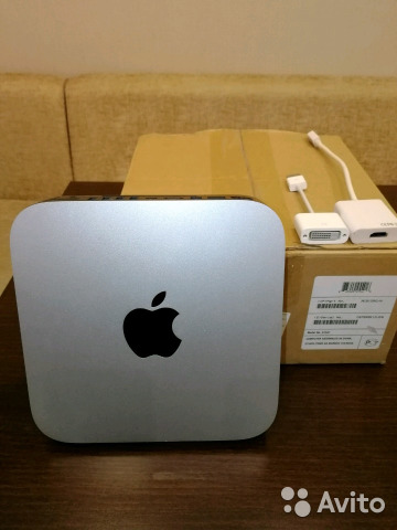 Mac mini 2011 mid