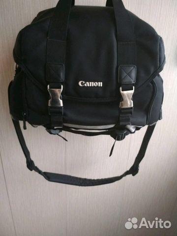 9bd5c5094723 Сумка Canon для фото и видеотехники купить в Тульской области на ...