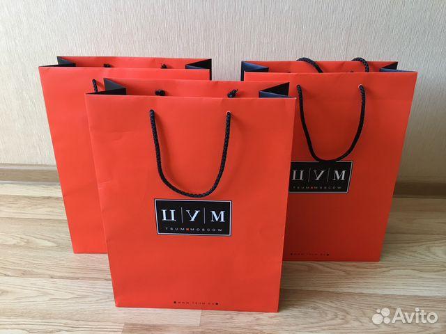 00feedc32b76 Пакеты цум средние купить в Москве на Avito — Объявления на сайте Авито