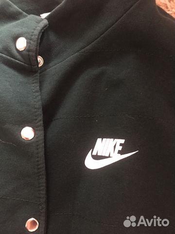 a02f8562 Жилетка спортивная Nike купить в Московской области на Avito ...