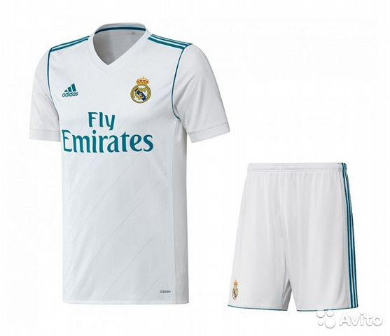 Футбольная форма Adidas FC Real Madrid   Festima.Ru - Мониторинг ... bb430af13a2