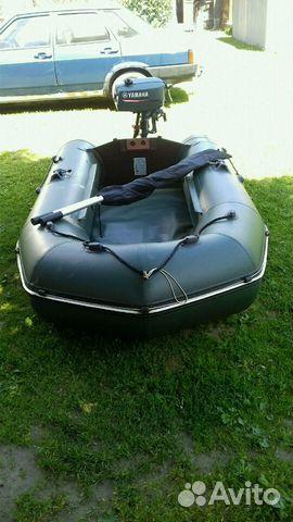 Надувные лодки (резиновые лодки)