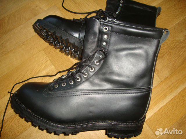 25dc1a7f4 Мощнейшие американские ботинки размер 45-46 купить в Москве на Avito ...