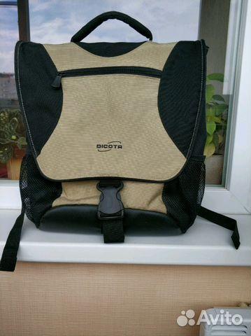 aa66bdeae021 Сумка-Рюкзак для ноутбука 15.6