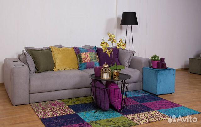 Ковры придиванные + декоративные подушки 89274474027 купить 9