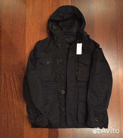 f86d60976e03 Мужская оригинал куртка парка Polo Ralph Lauren купить в Москве на ...