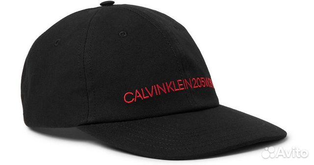 f64d1d55f608 Кепка бейсболка Calvin Klein 205W39NYC