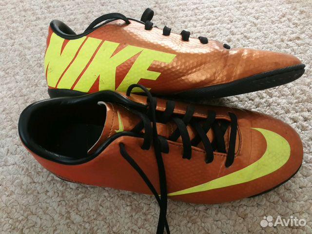 Футбольные бутсы Nike Mercurial 36 размер купить в Свердловской ... f99cbaf218d