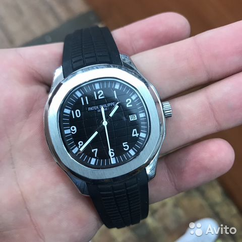 1a9b69ccfc9 Patek Philippe Geneve Aquanaut + Портмоне купить в Санкт-Петербурге ...