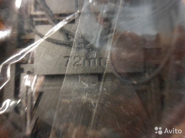 Крышка объектива (перед) 72 mm 89107373793 купить 2
