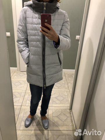 b23e443d7bb Куртка двухсторонняя осень-тёплая зима купить в Краснодарском крае ...