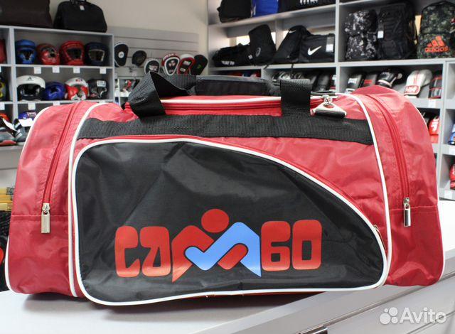 6352c4a9121b Спортивная сумка Рэй Спорт - Самбо купить в Санкт-Петербурге на ...