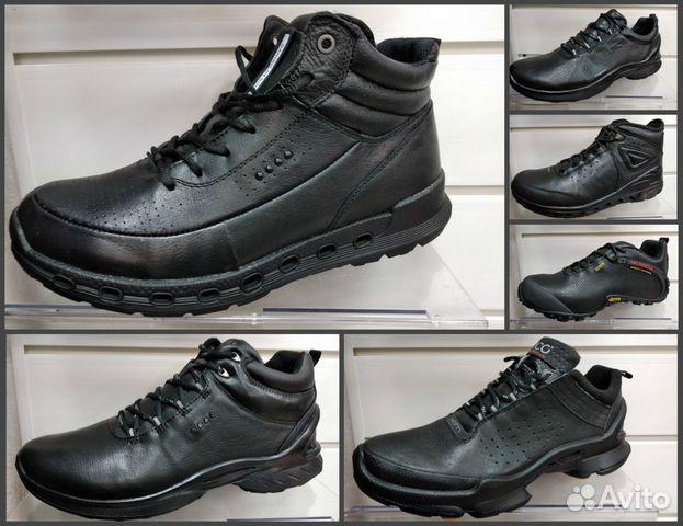 f3414c9a86602e Кожаные кроссовки ботинки Ecco Merrel Осень Зима | Festima.Ru ...
