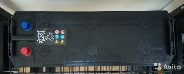 Аккумулятор 132 А/ч (новый, доставка) 89246700826 купить 2