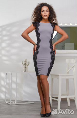 493babab32b Платье футляр элегантное с Италии не ношено 40 раз