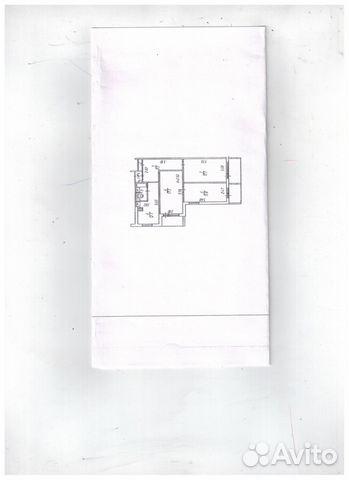 Продается трехкомнатная квартира за 4 100 000 рублей. Мурманск, Кольский проспект, 200.