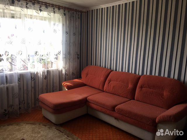 Продается однокомнатная квартира за 1 250 000 рублей. Ульяновск, Рабочая улица, 11.