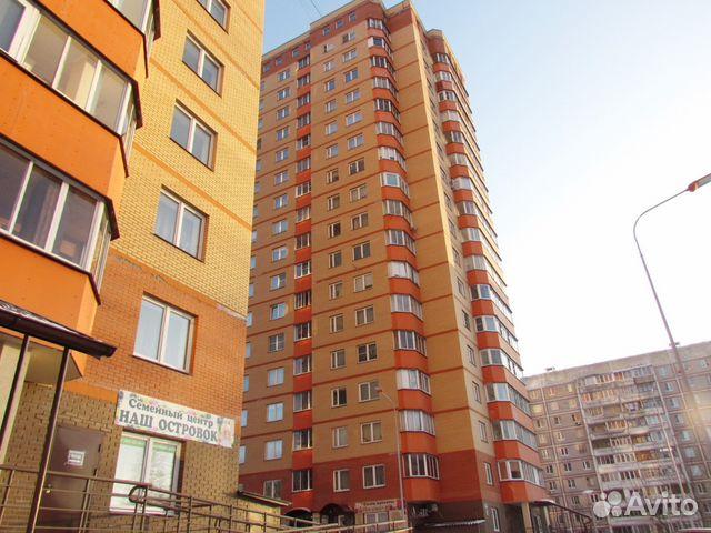 Продается четырехкомнатная квартира за 5 350 000 рублей. Чехов, Московская область, Лопасненская улица, 3.