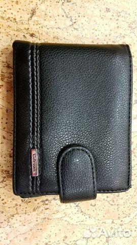 1f93343bfcab Новый мужской кошелек Gibson (Италия) (бумажник, п   Festima.Ru ...