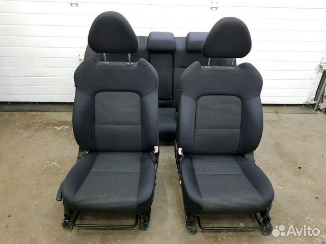89625003353 Сидения комплект Subaru Legacy, BL5