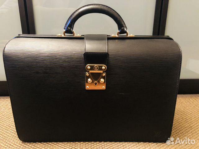 3dbc6662bd53 Портфель Louis Vuitton(Луи Виттон) мужской оригина купить в Москве ...