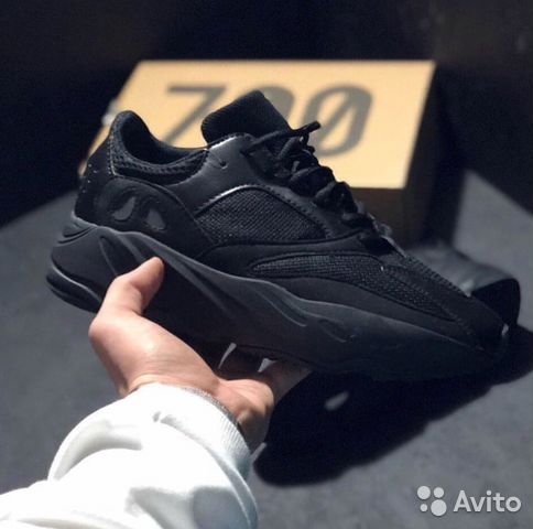 ac1336fc Кроссовки Adidas 700 купить в Санкт-Петербурге на Avito — Объявления ...