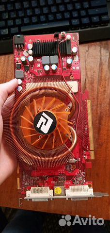 Radeon HD 3870 512mb купить 1