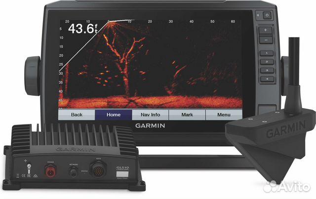 Garmin Echomap plus 93sv c Panopix LiveScope купить в Республике