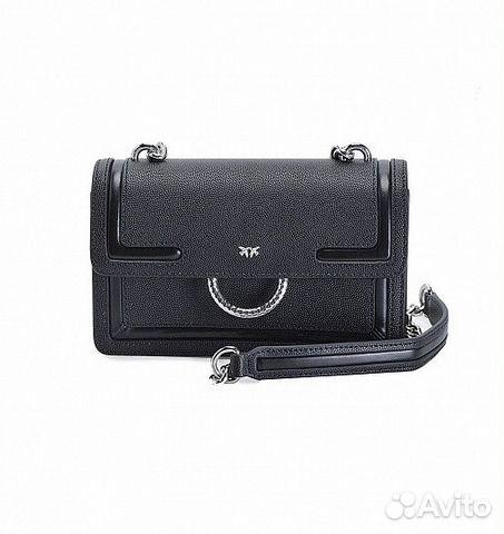 a80747815e42 Сумка Pinko NEW love BAG IN caviar leather with | Festima.Ru ...
