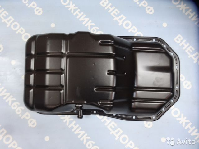 Масляный поддон D4BH/D4BF Hyundai Porter 1  купить 2