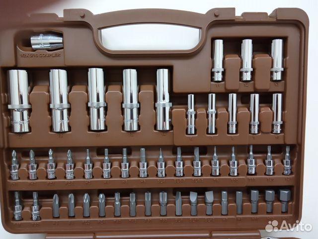 105955316 Набор Инструментов Омбра в Перми 94 пр Тайвань купить в Пермском ...