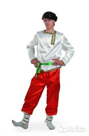 картинки русский мужской костюм