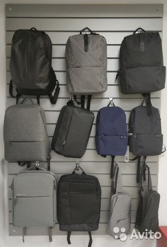Рюкзаки/сумки xiaomi  89963201175 купить 1