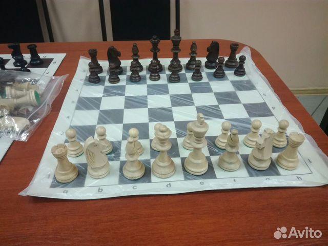 Шахматы деревянные новые Стаутон  89644106161 купить 4