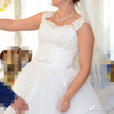 Платье свадебное 89114968120 купить 2