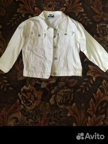 Куртка джинсовая, кардиган и платья купить 8