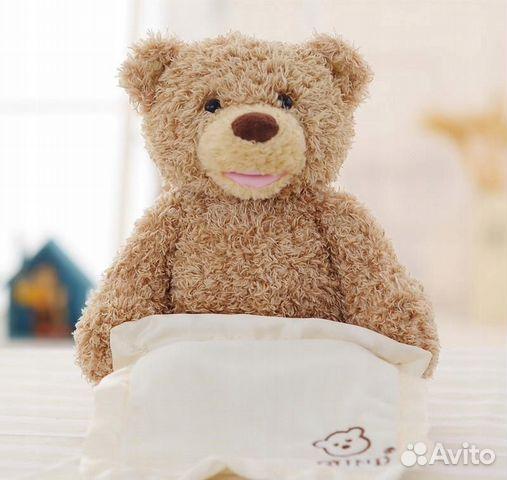 84942303606 Интерактивный медведь ку ку