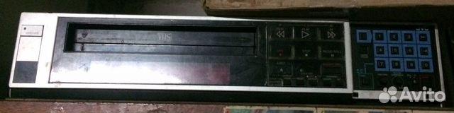 89005250288 VCR JVC