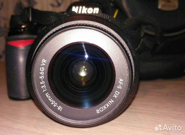 Фотоаппарат Nikon D3100 Kit 18-55 VR